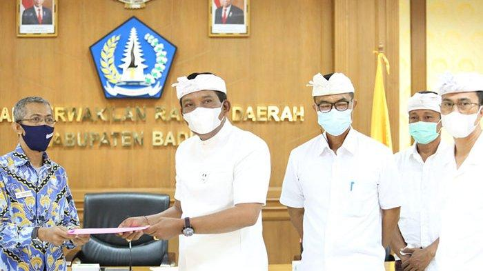 Alami Kekeringan, Ketua Komisi II DPRD Badung Sebut Saluran Pembagi Air ke Subak Balangan Kecil