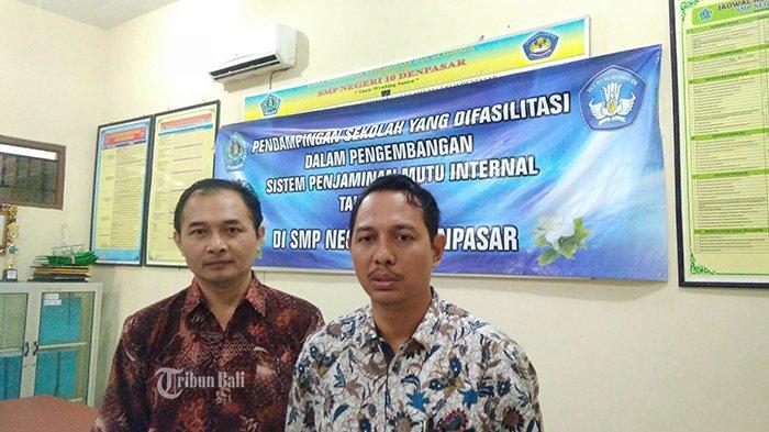 Pihak SMPN 10 Denpasar Akui Buka Sumbangan Sukarela, Bukan Pungutan dengan Penentuan Nominal
