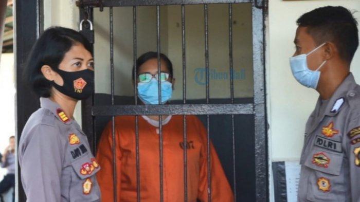 Polisi Tahan Ketua LPD Dawan Kelod Klungkung, Wirianti Gunakan Uang untuk Kebutuhan Sehari-hari