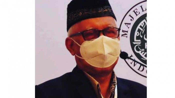 Persiapan Jelang Bulan Puasa Ramadhan 1442 H, Ketua MUI Bali Bagikan Sedekah ke Para Tetangga