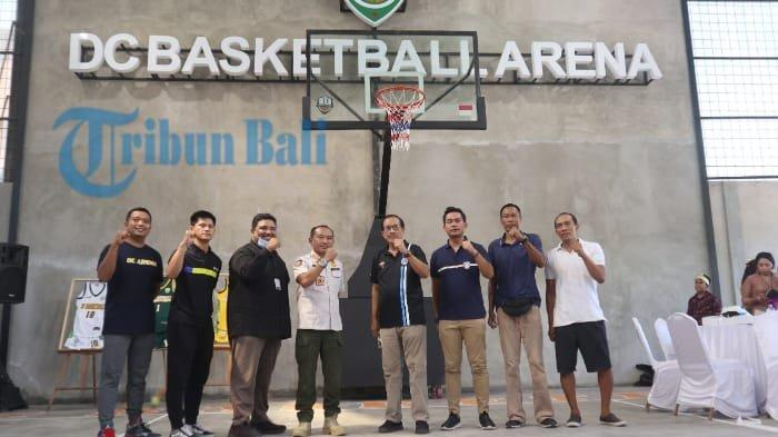 DC Basketball Arena Resmi Beroperasi, Buka Kelas Pembinaan Anak Usia Dini dan Privat Pemain