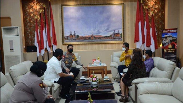 Ikatan Notaris Indonesia Temui Kapolda Bali, Mohon Perlindungan karena Masalah Pertanahan Meningkat