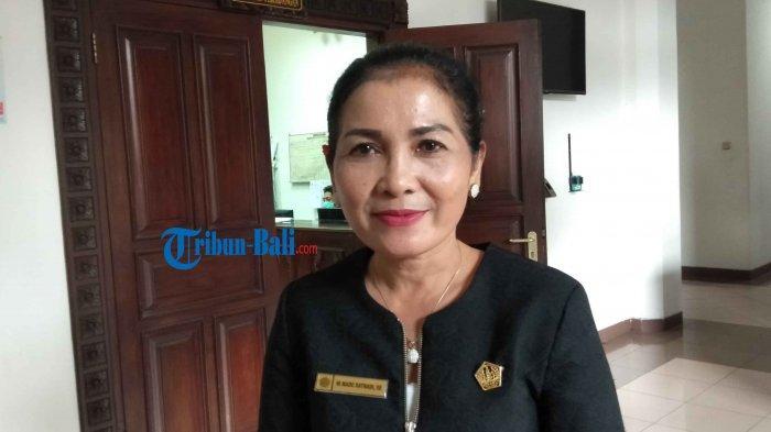 Sosok Ketua Baru PMI Gianyar, Perempuan Peraih Suara Terbanyak di Bali, Mimpi Bangun Rumah Sakit