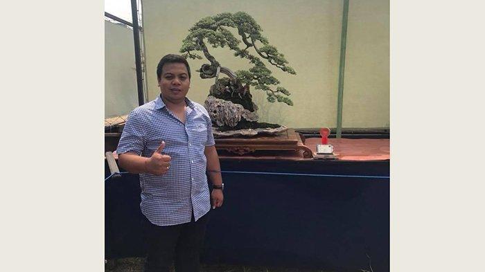 Sempat Ditunda Setahun, PPBI Gianyar Akan Gelar Pameran Bonsai di Alun-Alun Gianyar