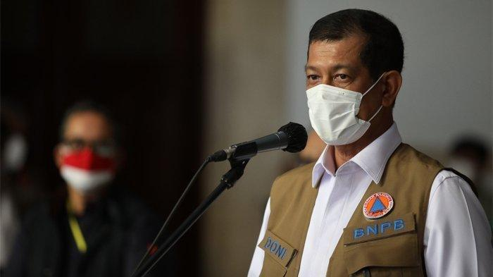 BREAKING NEWS: Ketua Satgas Doni Monardo Positif Covid-19, Sebut Dirinya Disiplin Jalankan Prokes