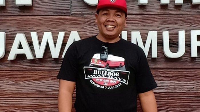 Ketua Semeton Dewata Bulldog Berharap Bali United Menang Lawan PS Tira Persikabo