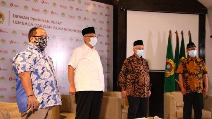 Lembaga Dakwah Islam Indonesia Membuat Gebrakan dalam Rangka Menyambut World Cleanup Day 2021