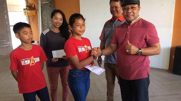 Dua Atlet Panjat Tebing Denpasar Lolos ke PON, FPTI Rekrut Pelatih dan Adakan Latihan Terstruktur