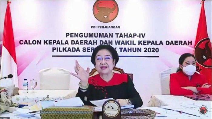 Tunda Umumkan Calon Kepala Daerah Surabaya, Megawati Bantah PDIP Sulit Tentukan Pengganti Risma