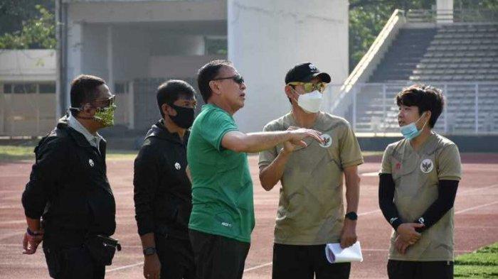 Shin Tae-yong Lebih Pilih TC Timnas U-19 Indonesia di Eropa Dibanding di Korea Selatan