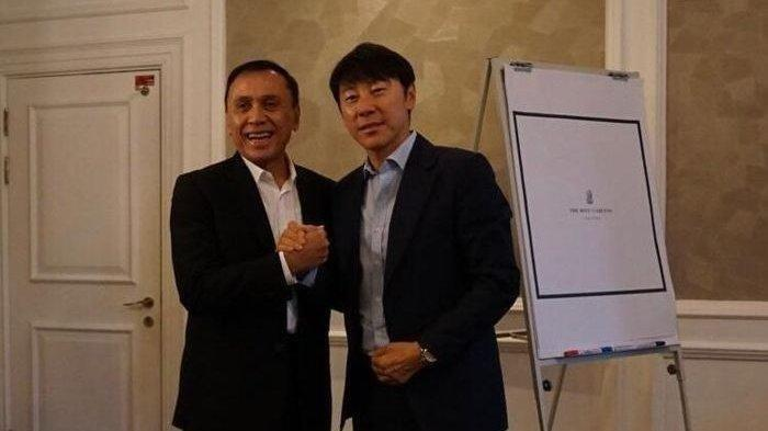 Ini Deretan Tugas-Tugas Berat  yang Dibebankan kepada Shin Tae-yong untuk Timnas Indonesia
