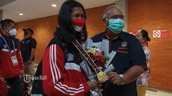 Usai Raih Emas di PON XX Papua, Ni Kadek Heni Prikasih Targetkan Medali Sea Games Vietnam