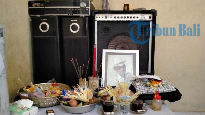 Amor Ring Acintya, Penyanyi Legendaris Pop Bali I Ketut Bimbo Berpulang