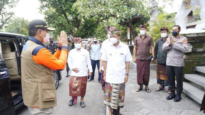 Upayakan Pariwisata Bali, Waka Polda Bali Ikuti Rakor Penanganan Covid-19 Bersama Doni Monardo