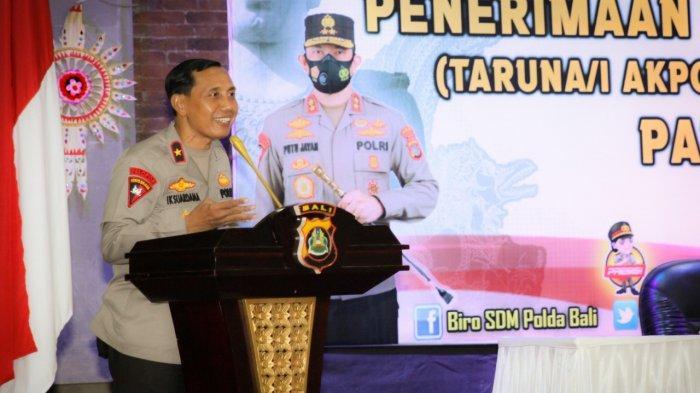Rekrutmen Polri Anggota TA 2021, Waka Polda Bali Tegaskan Tak Ada Kecurangan
