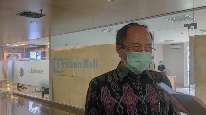 Target Rampung Akhir Februari 2021, Kadiskes Bali Sebut Vaksinasi Nakes Sudah Terealisasi 83 Persen