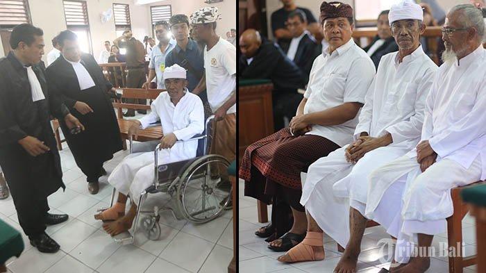 Sudikerta Masuk Penjara, Hakim Tak Terima Tuntutan Wayan Wakil