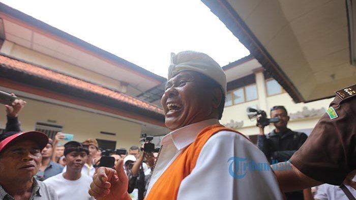 Hari Ini Mantan Wakil Gubernur Bali Sudikerta Akan Hadapi Sidang Putusan
