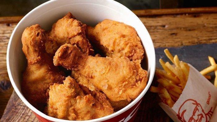 Promo KFC Beli 7 Ayam Gratis 2 Ayam Hanya Bayar Rp 104.545