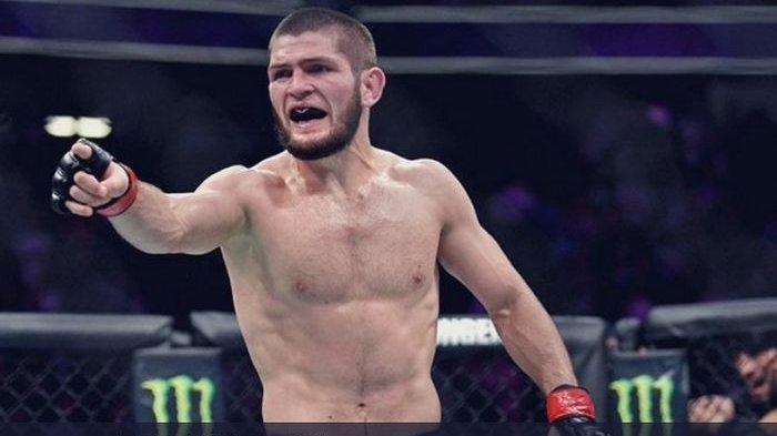 Usai Poirier Habisi McGregor, Khabib Soal Comeback Kepada Bos UFC: Saya Jauh di Atas Orang-orang Ini