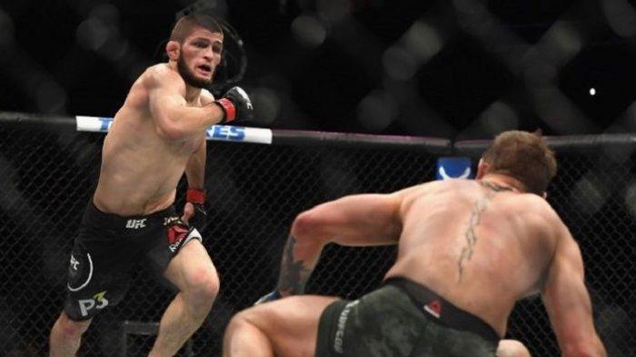 Tak Hanya Khabib Nurmagomedov, Ini Daftar Petarung Penakluk Conor McGregor di Pentas UFC