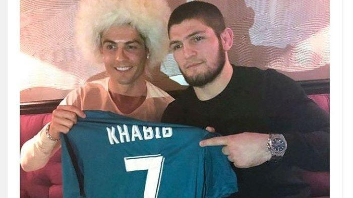 Khabib Nurmagomedov: Kalau Ronaldo Lahir di Dagestan, Dia Juga akan Jadi Juara UFC