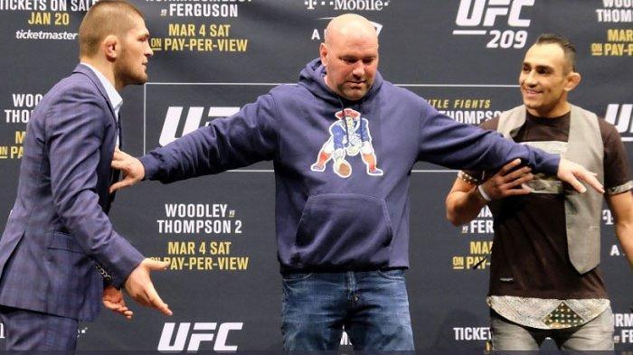 Legenda UFC Ini Sindir Tony Ferguson Terkait Nyinyirannya Soal Rekor Kemenangan Khabib Nurmagomedov