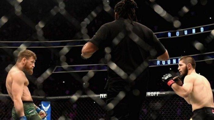 Duel McGregor Vs Poirier Tak Mampu Buat Khabib Nurmagomedov Comeback, Begini Kata Presiden UFC