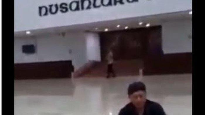 Ki Sabdo Jagad Royo Semedi di Gedung Nusantara V DPR, Ada Apa?
