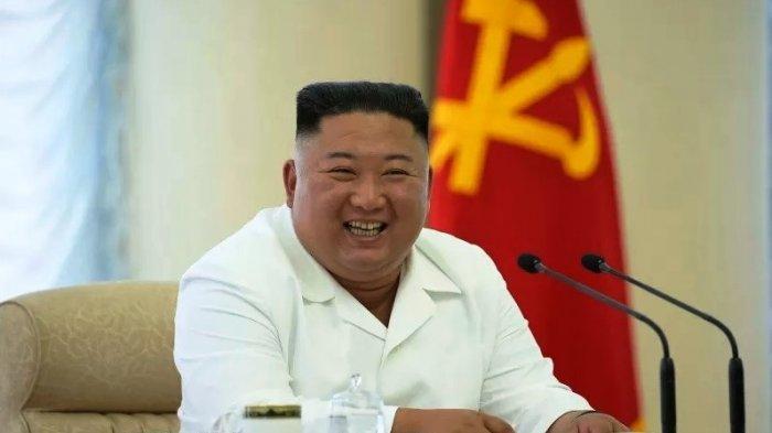 Kim Jong Un Terima Sekeranjang Bunga dari Presiden Jokowi, Ternyata Untuk Ini