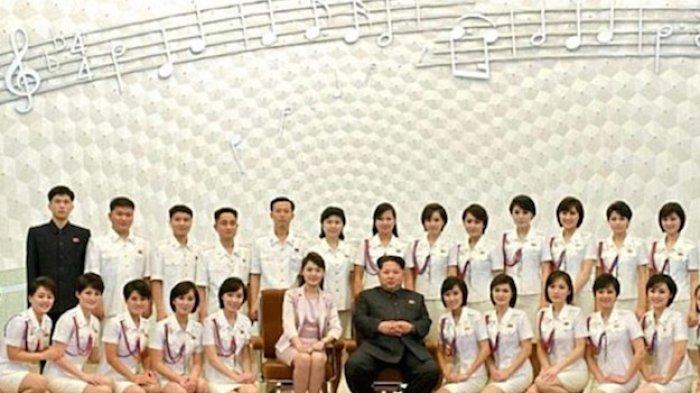 Kisah Tragis Gadis Penghibur Kim Jong Un, Harus Siap Layani 'Kebutuhan' Kapanpun Dan Siap Mati