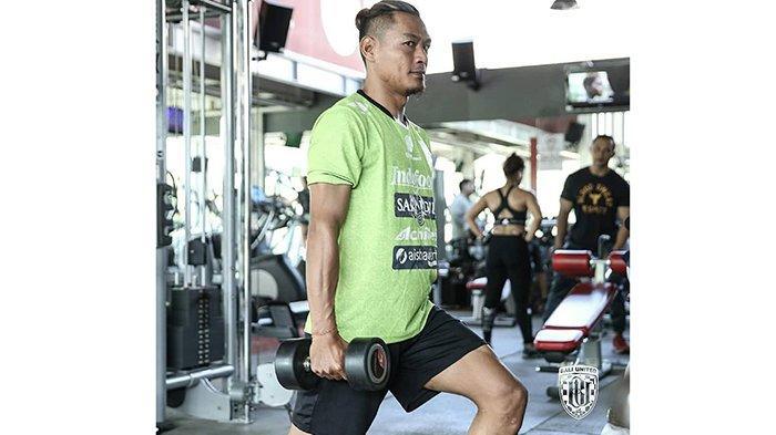 Ini Pesan Kiper Bali United Bagi Semeton yang Ikut Konvoi Juara Liga 1