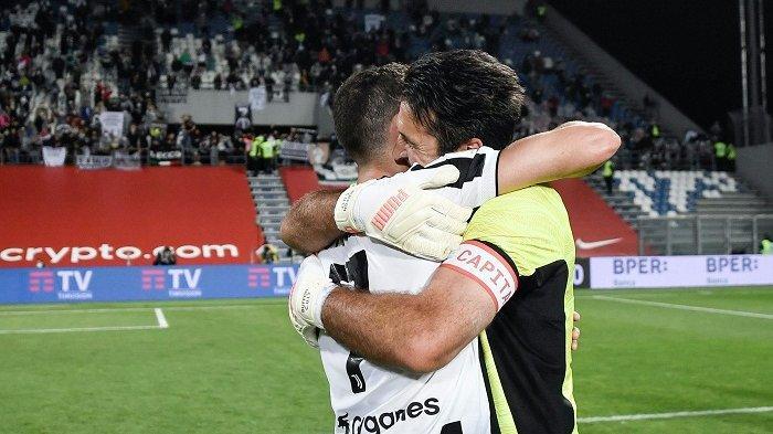 Eks Kiper Bianconeri Gianluigi Buffon Tahu Apa yang Dibutuhkan Allegri untuk Membangkitkan Juventus