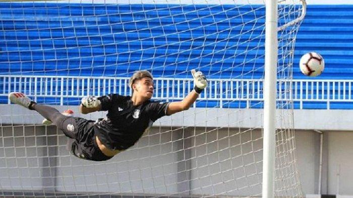 Kiper Muda Bali United GalauMenanti Kepastian Bergulirnya Liga 1, Begini Curhat Raka Surya