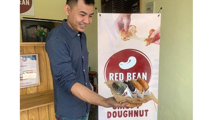 Kisah Sukses Pemilik Outlet Donat Red Bean Bali, Modal Rp 200 Ribu, Kini Untung Rp 130 Juta
