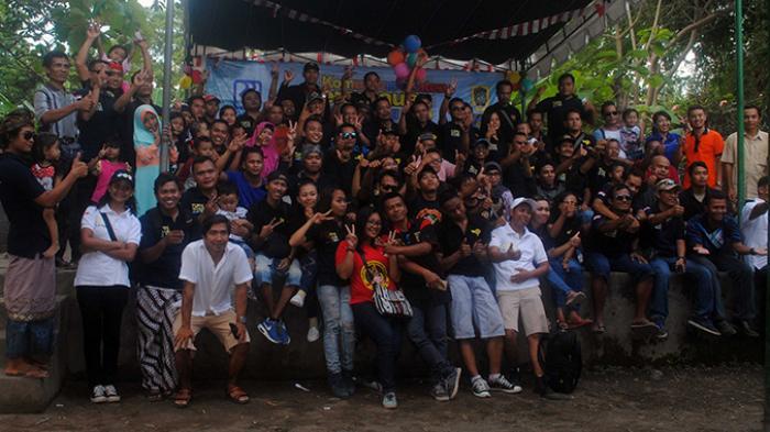 KKPSS Bali Bangun Keakraban Perantau dari Klaten