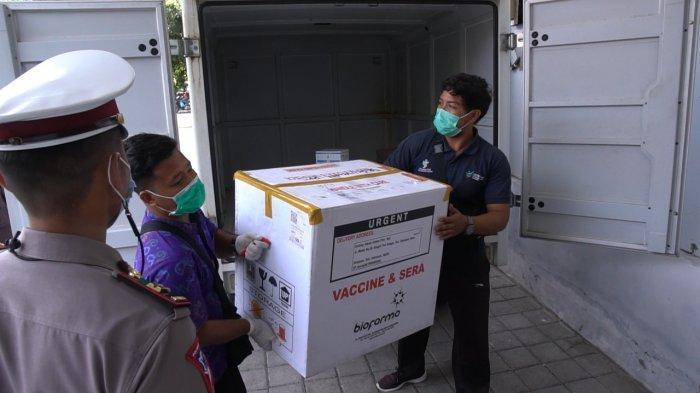 Klungkung Dapat 2.600 Dosis Vaksin Pada Sasaran Kedua, Prioritas Nakes yang Belum Dapat Vaksin
