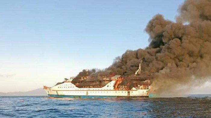 195 Orang Terjebak Saat KM Karya Indah Terbakar, Akhirnya Semua Selamat; Apa YangJadi Penyelamat?