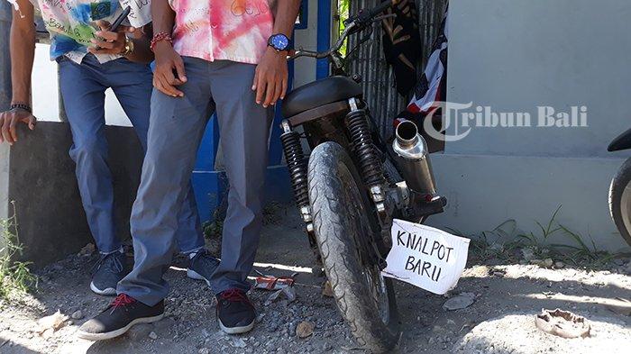 Knalpot 'Nembak-nembak' Muka, Siap-siap Pengendara Bisa Ditindak