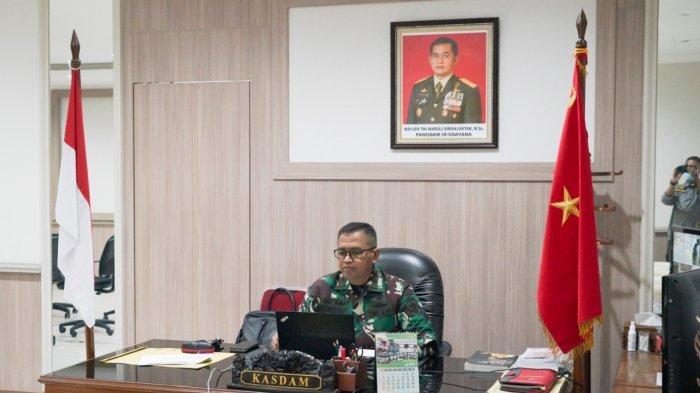 Kodam IX/Udayana Tingkatkan Kegiatan Teritorial dan Operasi Untuk Rakyat