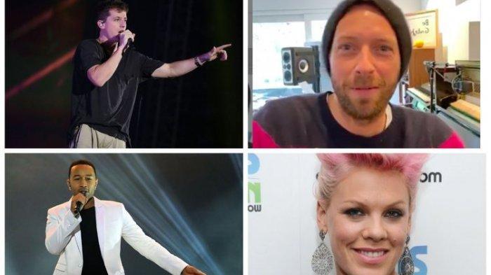 Hilangkan Bosan Saat Social Distancing, Tonton Konser Virtual 4 Musisi Dunia Ini