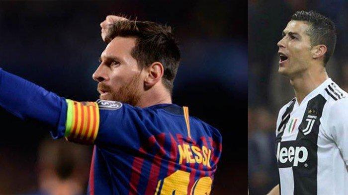 Ronaldo dan Messi dalam Ancaman, Bisa Absen Selama 2 Tahun Liga Champions, Ini Sebabnya
