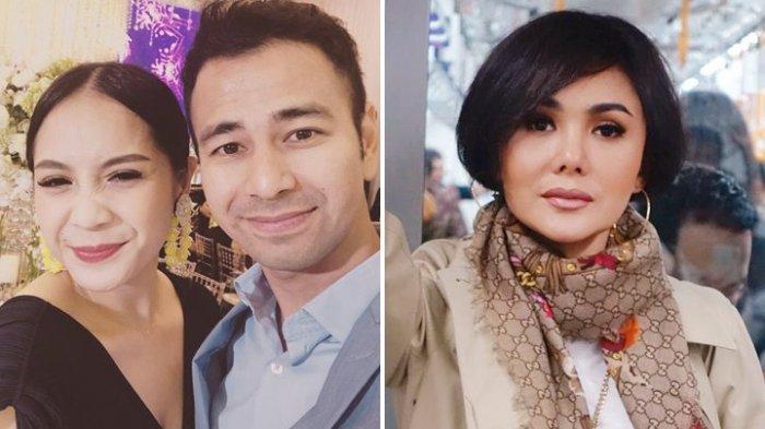 Yuni Shara Ucapkan Selamat untuk Raffi Ahmad & Nagita Slavina yang Ulang Tahun Hari Ini 17 Feb 2021
