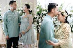 Zaskia Gotik dan Sirajuddin Mahmud Umumkan Nama Anak Perempuannya