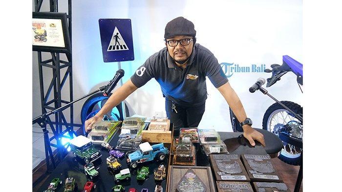 Koleksi Sejak Tahun 1980-an, Ari Mudiyanto Akui Diecast Bisa Dijadikan sebagai Investasi