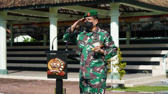 Cegah Penyebaran Covid-19, Danrem 163/Wira Satya Tegaskan Prajuritnya Dilarang Mudik Lebaran 2021