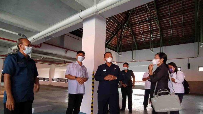 Pasar Tumpah dan Pedagang Bermobil Bakal Dipindah ke Lantai IIIPasar Banyuasri Buleleng