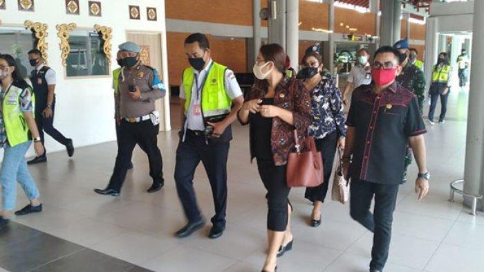 Cek Pelaksanaan PM 25/2020, Komisi III DPRD Bali Lakukan Kunjungan Kerja ke Bandara Gusti Ngurah Rai