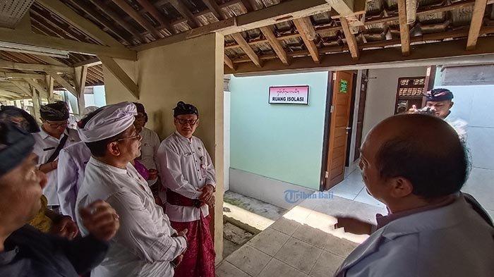 Antisipasi Melonjaknya Kasus Positif Covid-19, BRSU Tabanan Tambah 35 Bed