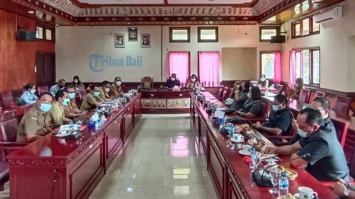 Komisi IV Panggil Dinas Pendidikan dan Kesehatan Bahas PTM di Tabanan